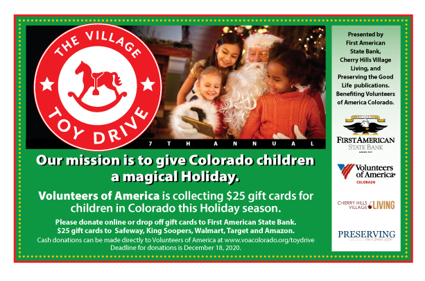 The Village Toy Drive